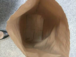 Мешки бумажные четырёхслойные