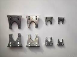 Металеві плоскі клини DBGM для молотків, молотів та сокир