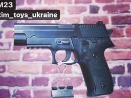 Металический пистолет SigSauer P220 Страйкбол Air Soft