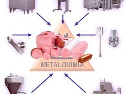 Металкимия - инъекторы с системой спрей.