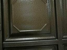 Металлическая филенка для ворот 500*500