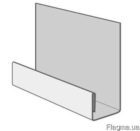 Металлическая J - планка - производство,продажа,монтаж.