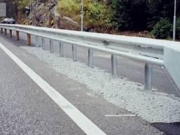 Металлические дорожные ограждения в Украине 11 ДД