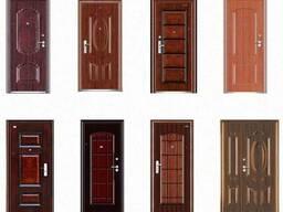 Металлические Двери Эконом Класса Недорогие