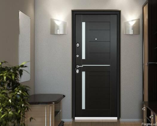 Металлические Двери с Панелями МДФ Недорого