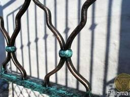 Металлические кованые ворота в Севастополе и Крыму