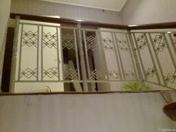 Металлические лестницы, каркас для лестницы, перила