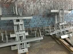 Металлические опоры ЛЭП: изготовление и проектирование.