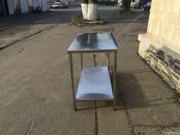 Металлические столы бу и новые