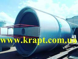 Бункер накопитель циллиндрический диаметр 3000 мм