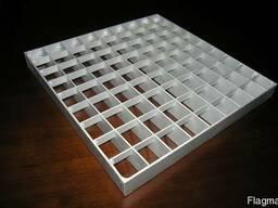 Металлический решетчатый настил, купить настил, решетчатый