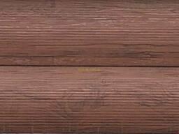 Металлический сайдинг Блок-Хаус -Бревно тип 1, цвет. ..