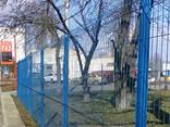 Металлический секционный, 3Д забор. 3Д сетка. 13 Представите - photo 2