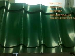 Металлочерепица для крыши купить Киев