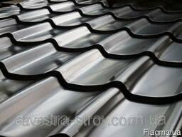 Металлочерепица Корея (Dongbu Steel, US Steell) 0.45мм и 0,5