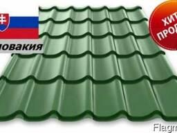"Металлочерепица Монтеррей ""U. S. Steel Koљice, s. r. o""- Словакия"