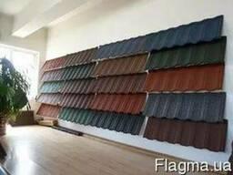Металлочерепица Shandong (Китай) 0, 4 - 0, 45мм цвет любой