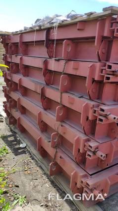 Металлоформы плиты забора 3ПБ 30.20 формы фундамента