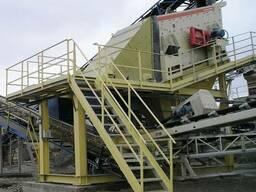 Металлоконструкции грохотов и оборудования
