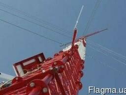 Мачта коммуникационная (секция 2 метра)