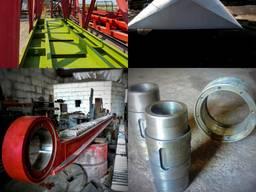 Металлоконструкции, металлоизделия, фрезерные работы