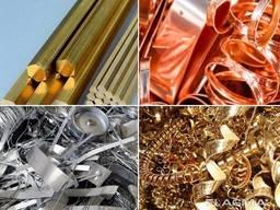 Металлолом По всей Украине сдать лом металла медь бронза