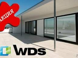 Металлопластиковое окна/двери WDS рассрочка