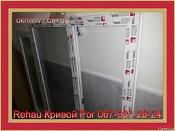 Металлопластиковое окно Rehau 70 (4-16-4) GU uni-jet