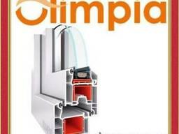 Металлопластиковое окно WDS Olimpia (4-10-4-10-4) Siegenia F