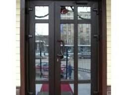 Металлопластиковые двери от производителя Eko L