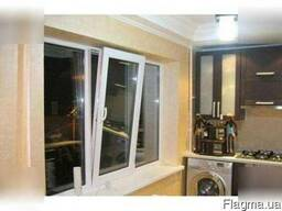Нові вікна, балкони, двері. Швидко, якісно. хороші ціни