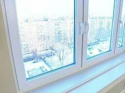 Металлопластиковые окна, двери Wintech