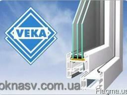 Металлопластиковые окна и двери Veka (Века) Кривой Рог.