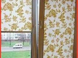 Металлопластиковые окна и входные двери.