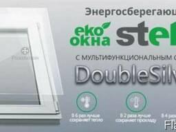 Металлопластиковые окна Steko в Запорожье