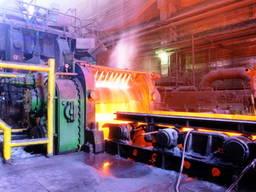 Отливка тяжелых узлов металлургического оборудования