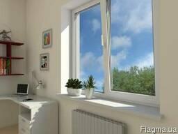 Металопластикові вікна. Вікна Rexau. Буча вікна