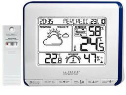Метеостанция для дома La Crosse WS6818 с выносным. ..