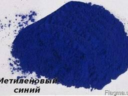 Метиленовый синий, марка ЧДА, минимальная упаковка 1кг