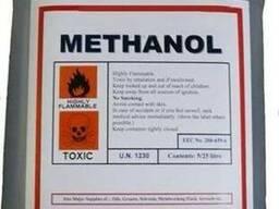 Метиловый спирт(метанол 99,96%)