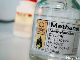 Метиловый спирт или метанол