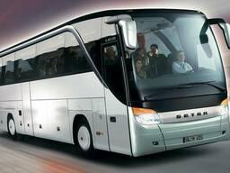 Междугородние автобусы из Луганска, Стаханова, Алчевска