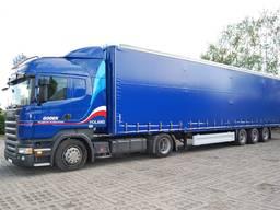 Международные перевозки грузов, автоперевозки международные, перевозки