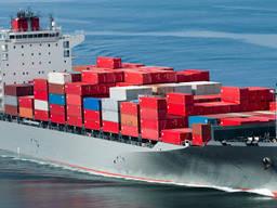 Международные контейнерные перевозки / Таможенный брокер / А