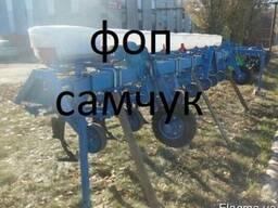 Междурядный культиватор прополочный , мотыга, КРН.