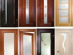 Межкомнатные двери Меранти Обухов Украинка
