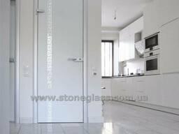 Стеклянные двери в Полтаве