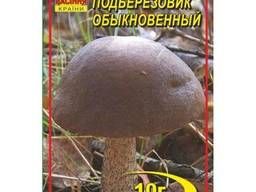 Мицелий гриба Подберезовик обыкновенный, 10 гр