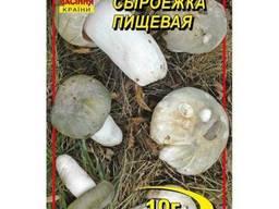 Мицелий гриба Сыроежка, 10 гр
