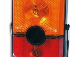 Миготливий ліхтар жовтого кольору з автономним живленням